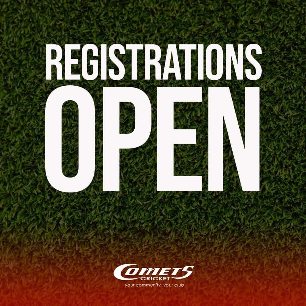 Register now for 2020/21 season
